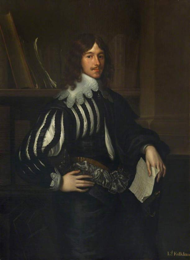 van Dyck, Anthony, 1599-1641; Lucius Cary (1609/1610-1643), 2nd Viscount Falkland