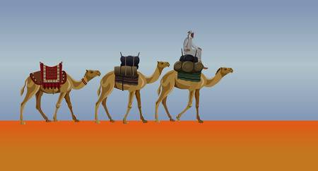 100937998-stock-vector-caravan-of-camels-in-the-desert-again