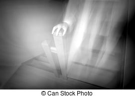 ghost-ghost-going-downstairs-stock-photograph_csp8285959