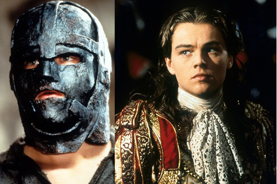 Leonardo DiCaprio In 'The Man In The Iron Mask'